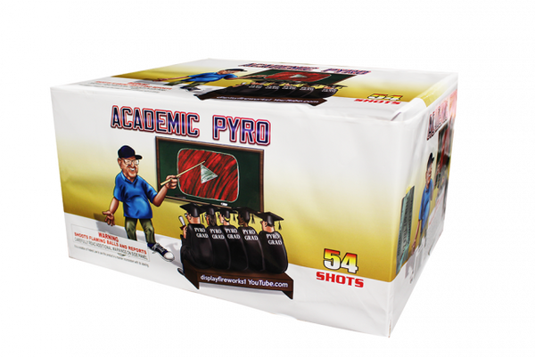 Cakes - Finale - Academic Pyro