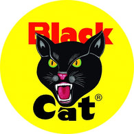 "Firecrackers - Black Cat 1.5"" 100 pack"