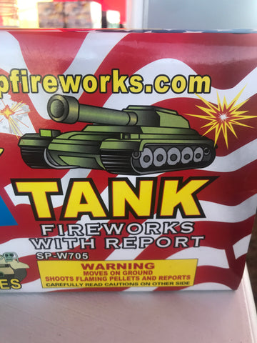 Novelties - Tank 12 pack