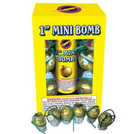 Artillery - Mini Bomb Shells