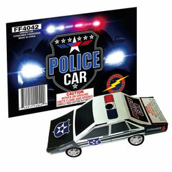 Novelties - Police Car 2 Pack