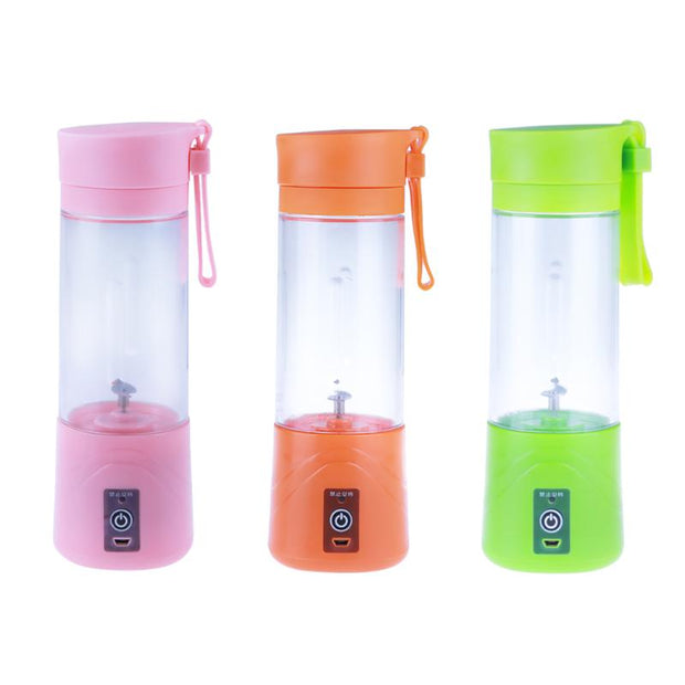 Smoothie Boss™ Portable USB Juicer (Rechargeable)