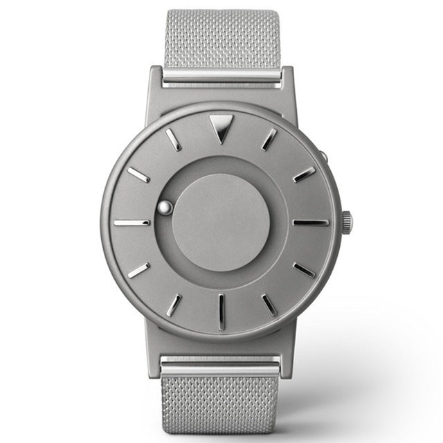 EONE TIMEPIECE THE BRADLEY CLASSIC WATCH STAINLESS STEEL MESH BAND
