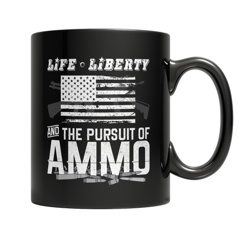 Limited Edition - Life Liberty and the Pursuit of Ammx