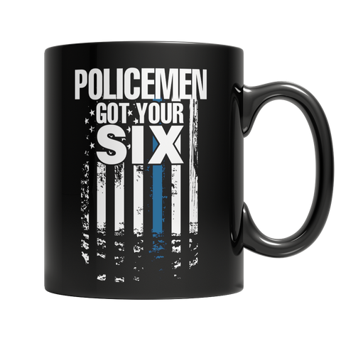 Limited Edition - Policemen Got Your Six