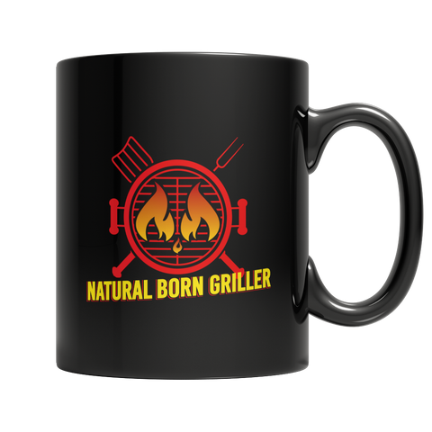 Limited Edition - Natural Born Griller