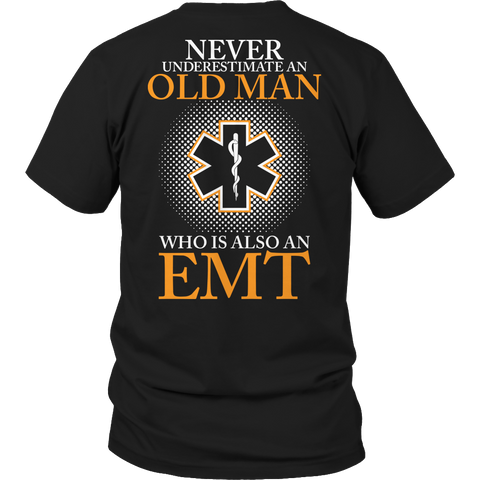 Old Man EMT