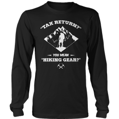 Limited Edition - Tax Return- Hiking