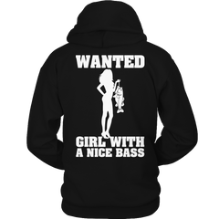 Limited Edition - Girl With Nice Bass
