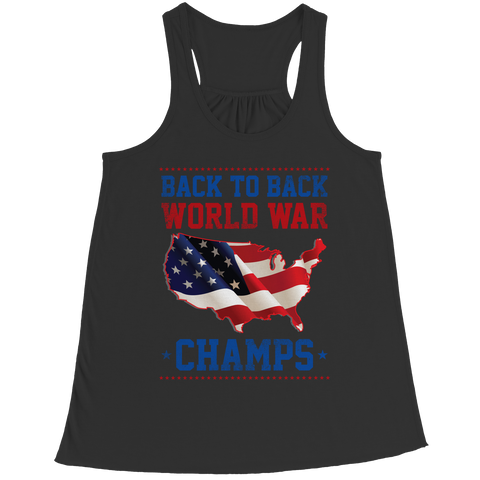 Limited Edition -Back to Back World War Champs
