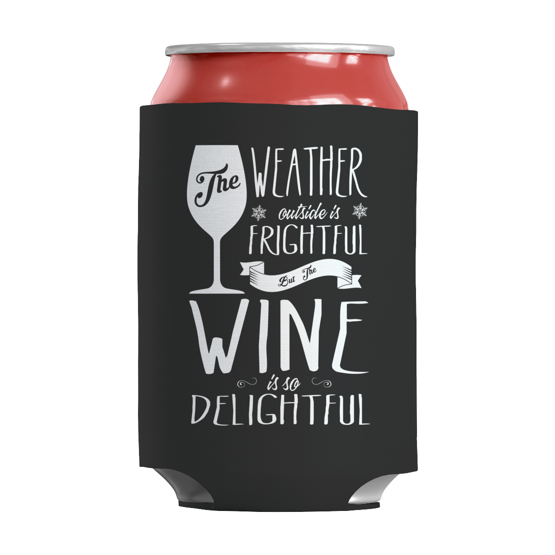 Limited Edition - The Weather is Frightful but the wxxe is delightful
