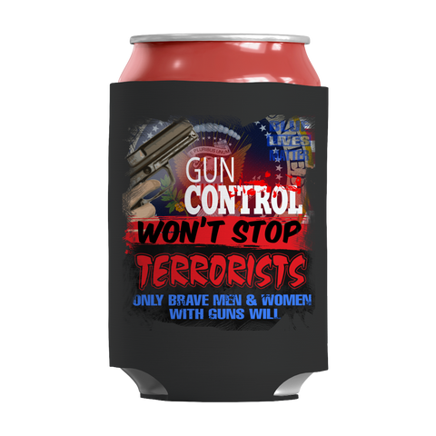 Limited Edition -xun Control Won't Stop Terrorists
