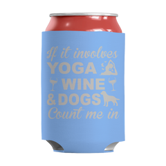 Limited Edition - Yoga Wxne Dogs