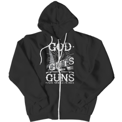 Limited Edition - God Guts Guns