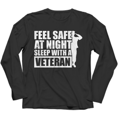 Limited Edition - Feel safe at night sleep with a Veteran