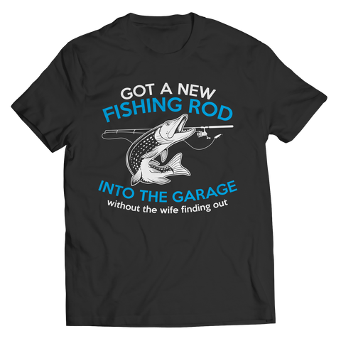 Limited Edition - Got A New Fishing Rod In The Garage
