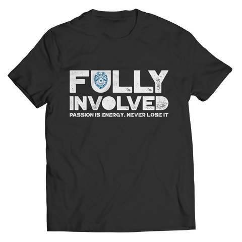 Limited Edition - Fully Involved POLICE