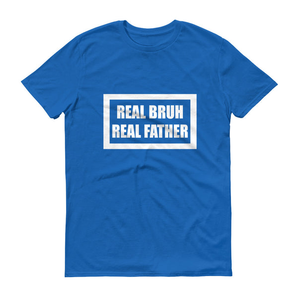 "Sigma Inspired ""Real Father"": Short sleeve t-shirt"