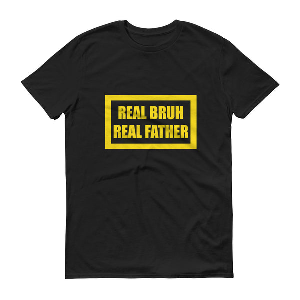 "Alpha Inspired ""Real Father"": Short sleeve t-shirt"