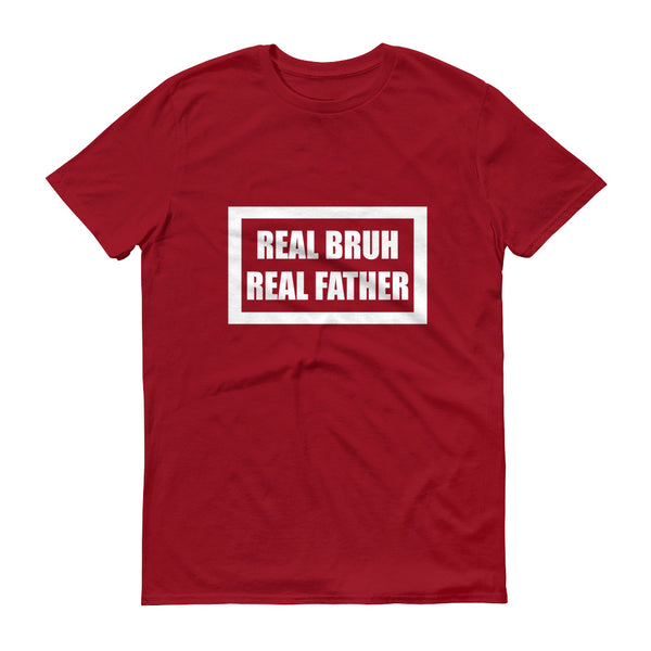 "Kappa Inspired ""Real Father"": Short sleeve t-shirt"