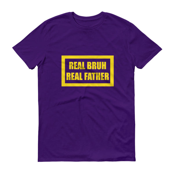 "Omega Inspired ""Real Father"": Short sleeve t-shirt"