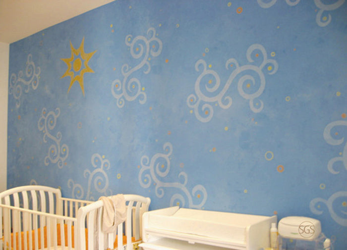 Mural for Child's room