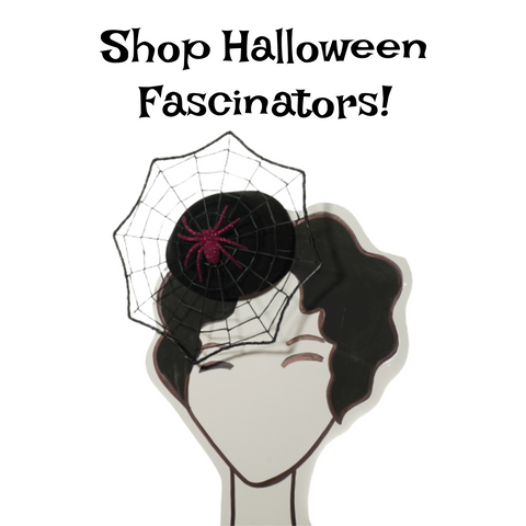 Halloween fascinators