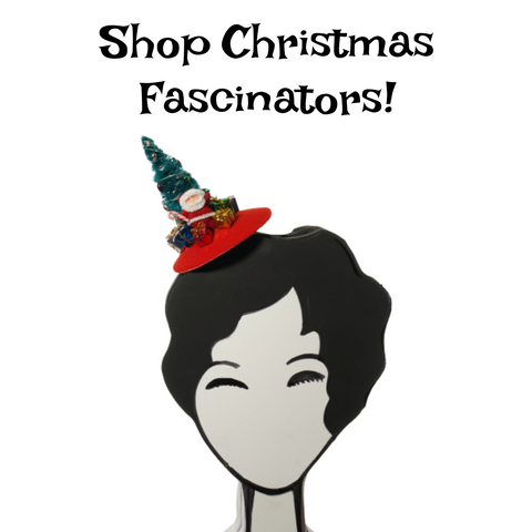 Christmas Fascinators