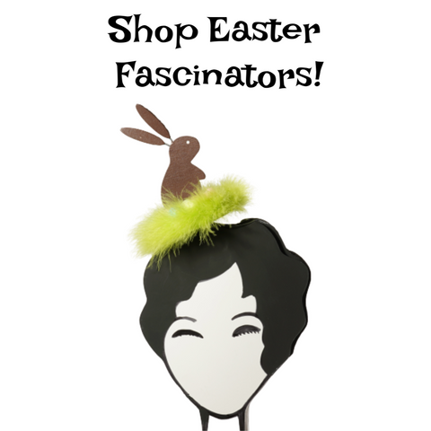 Easter fascinators