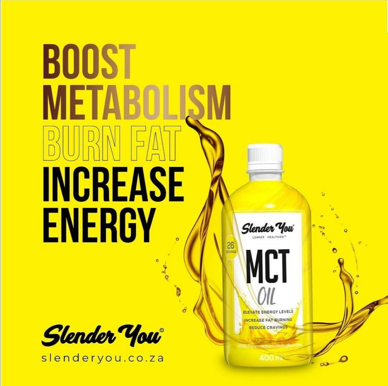 Slender You MCT Oil