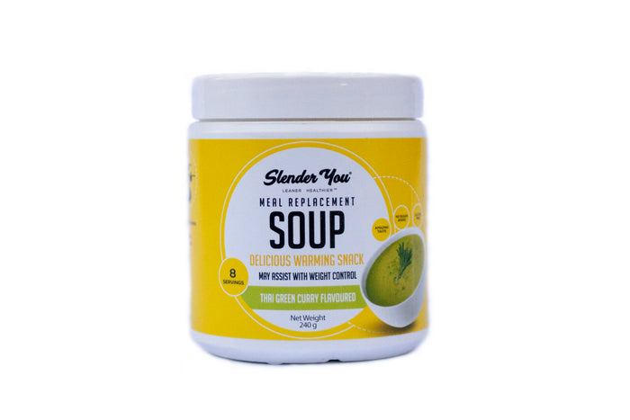 Slender You Skinny Soups  -  Winter Is Coming!