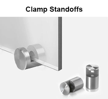 newARTmix Clamp Stand-off mounting