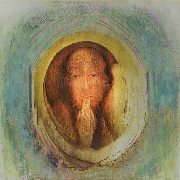 Odilon Redon, Silence – Reproduction on Metal