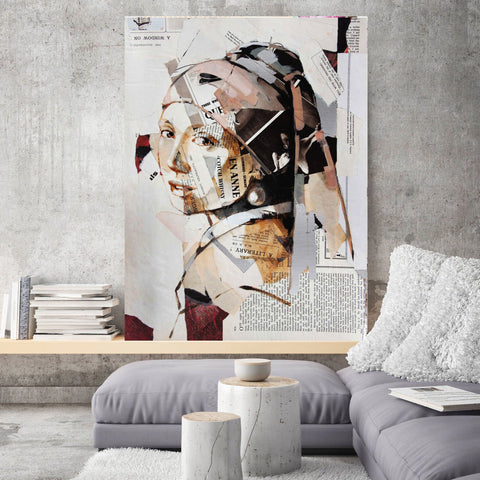 Art Print in interior