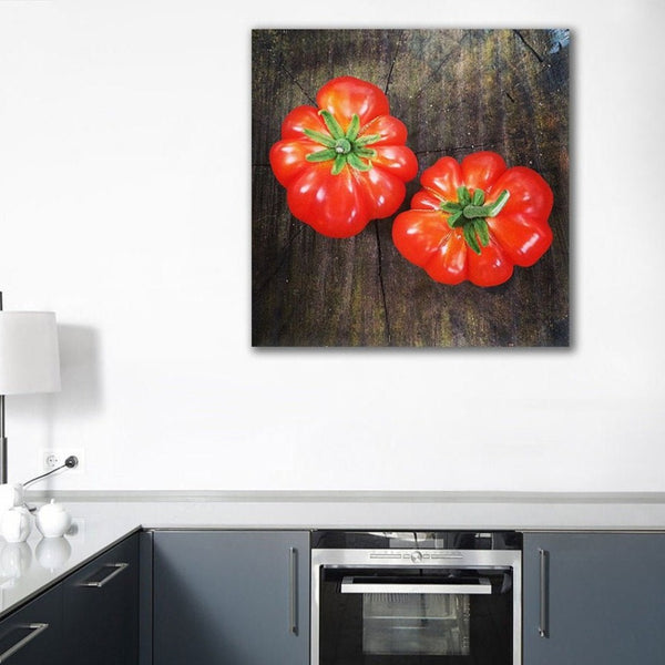 Red Pepper, Kitchen Art - Metal Poster
