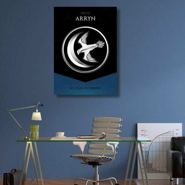 House Arryn – As High As Honor, Great Houses Game Of Thrones