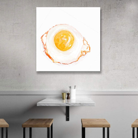 Fried Egg Omelette - Kitchen Art