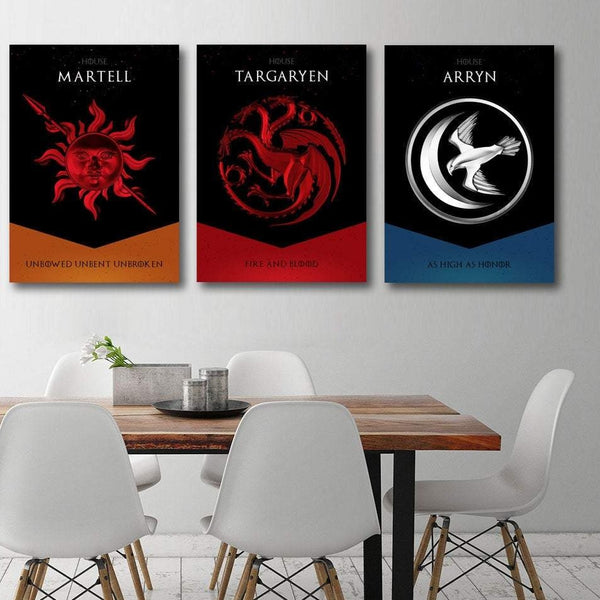 House Targaryen – Fire And Blood, Great Houses Game Of Thrones