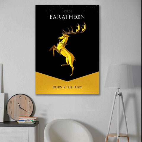 House Baratheon – Ours Is The Fury, Great Houses Game Of Thrones