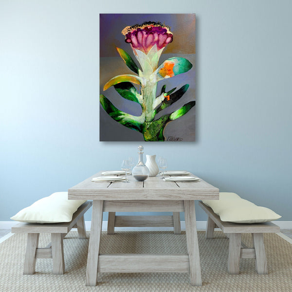 Flower A, Abstract Contemporary Art