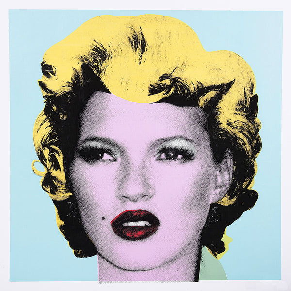 Banksy Kate Moss, Graffiti Street Art