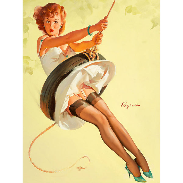 Pin-Up Girl, Swinging Sweetie