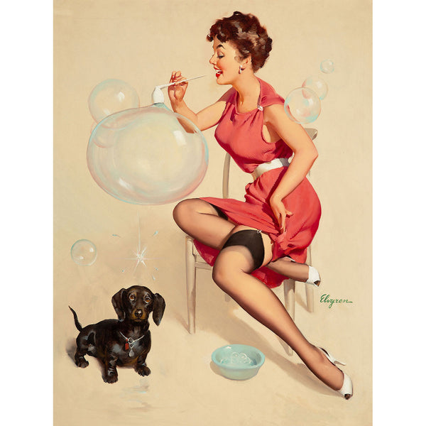 Pin-Up Girls, Neat Trick
