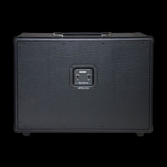 1x12 WideBody Closed Back Compact Cabinet - Standard Dress