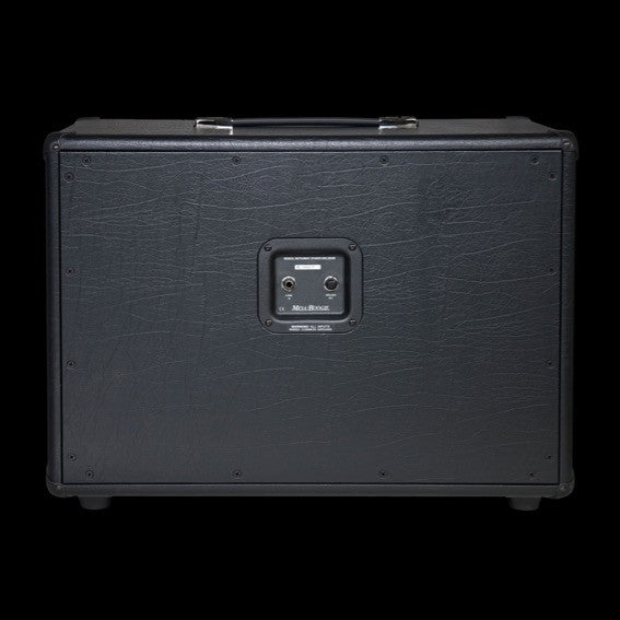 1x12 WideBody Open Back Compact Cabinet - Standard Dress