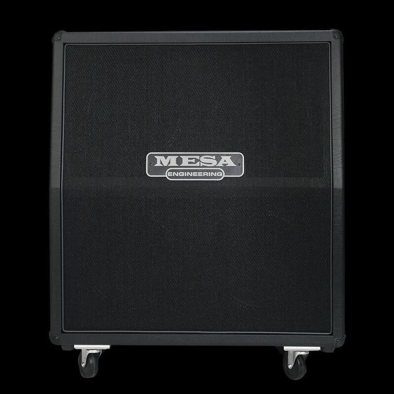 4x12 Rectifier Traditional Slant Cabinet - Standard Dress