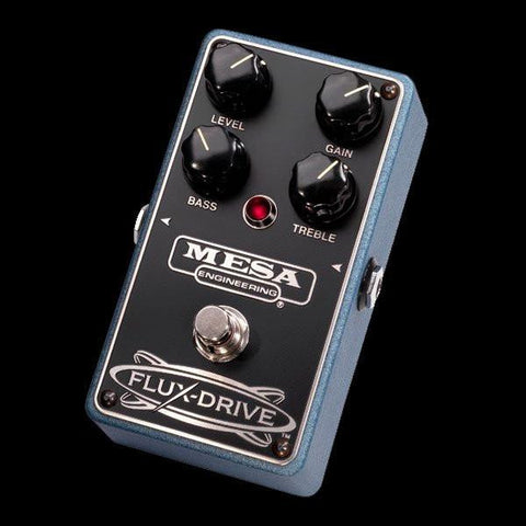 Flux-Drive Overdrive Pedal