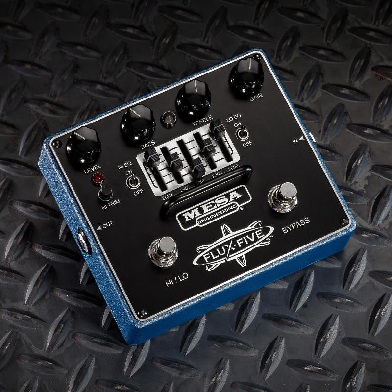 Flux-Five Overdrive Pedal