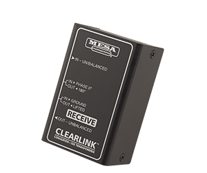 Clearlink Receive ISO/Converter