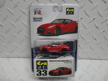 ERA CAR Red Nissan GT-R (R35) Nismo 2020   1 of 1200 Made